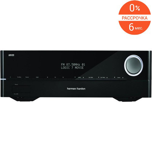 Ресивер HARMAN KARDON AVR161S/230