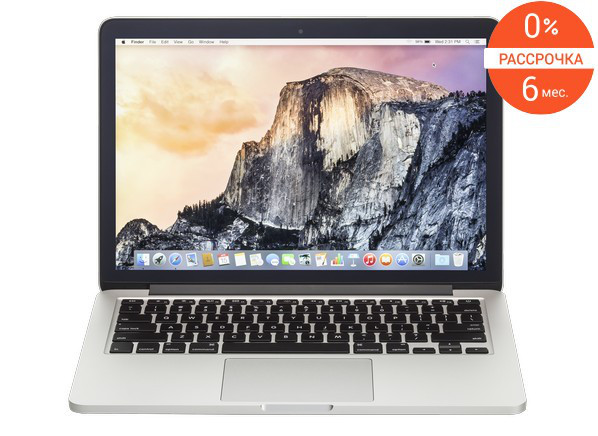 Apple MacBook Pro 13 Retina A1502 (MF839LL/A)