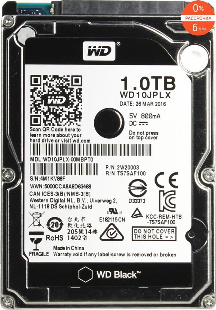 Жесткий диск Western Digital Black 1 TB WD15YTF