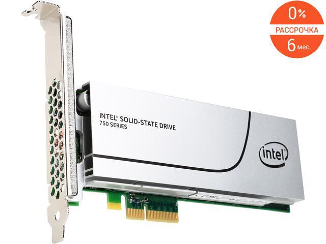 Жесткий диск Intel 750 Series 400 GB SSDPEDMW400G4X1