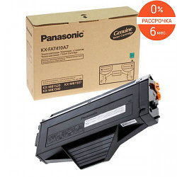Тонер Panasonic KX-FAT410A7