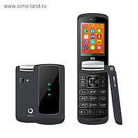 Сотовый телефон BQ M-2433 Dream DUO Dark Gray 2 экрана, цвет темно-серый
