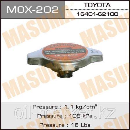MASUMA MOX 202 Крышка радиатора 1.1 kg/cm2, фото 2