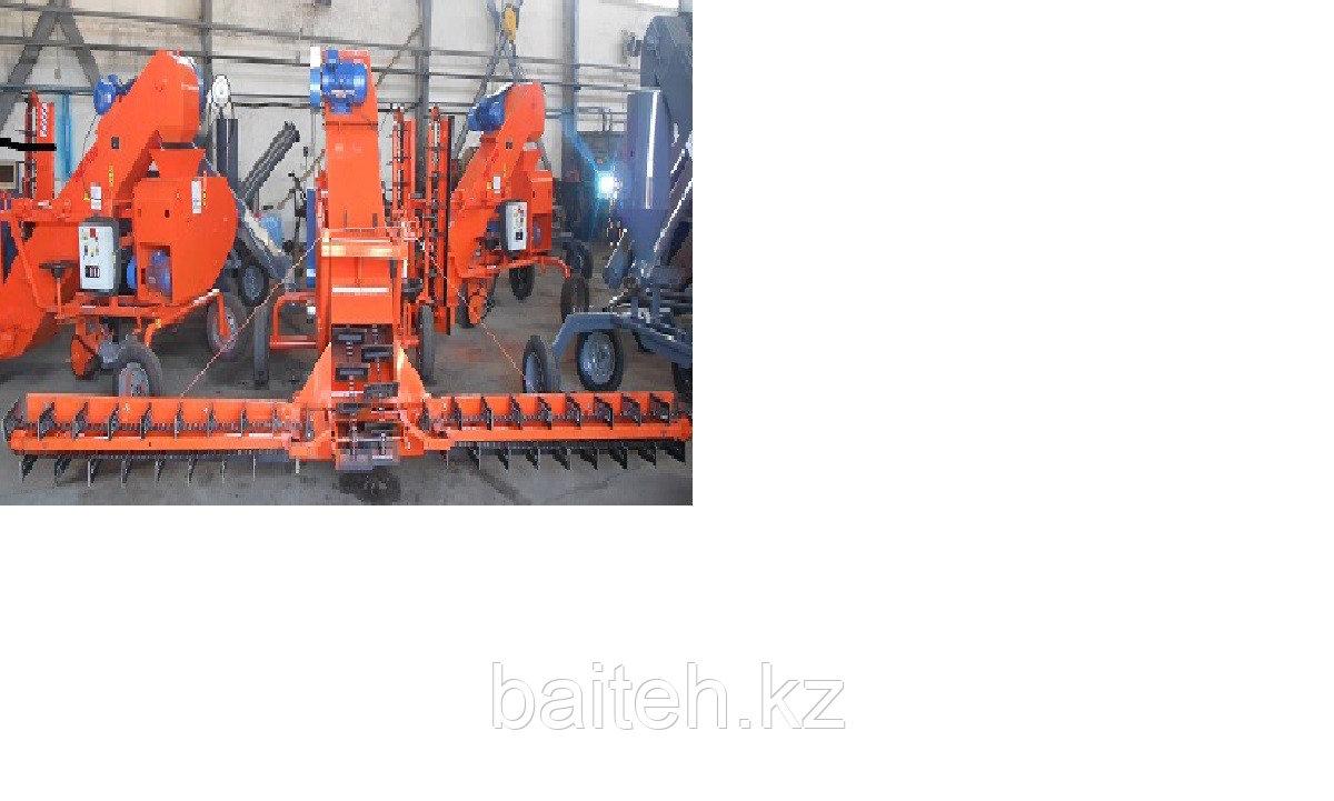 Зернометатель самопередвижной ЗМС-170