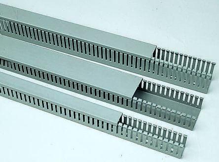 Канал кабельный перфорированный ПВХ 25х25 мм (2 м)