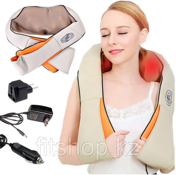 Массажер для тела роликовый (Massage of neck kneading)