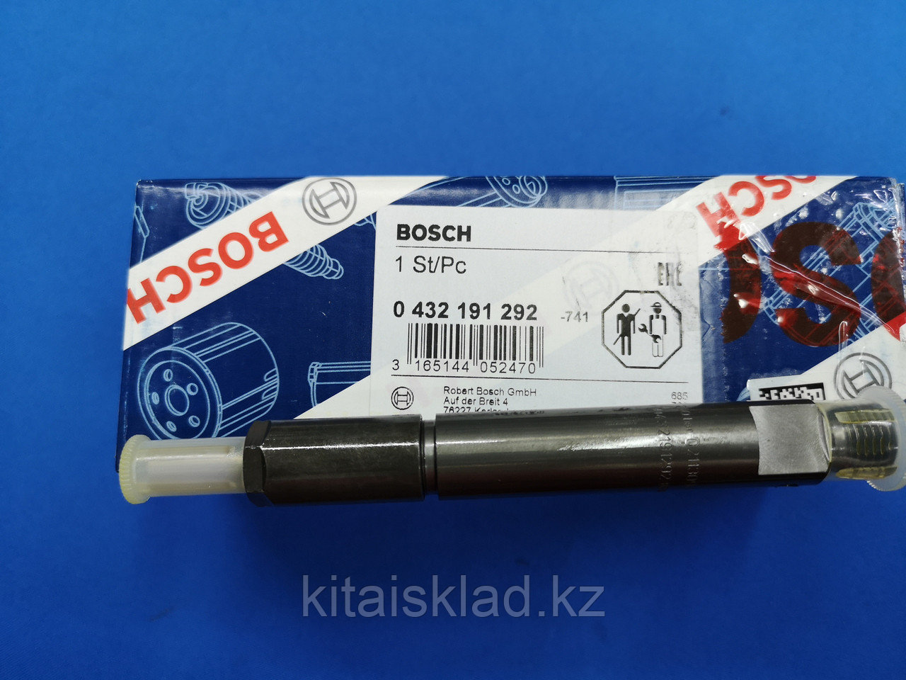 Форсунка BOSCH 0432191292, двигатель  Deutz BF6M1013FC
