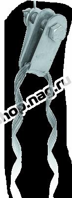 Зажим натяжной спиральный SNR-НСО-8-14/15,5К