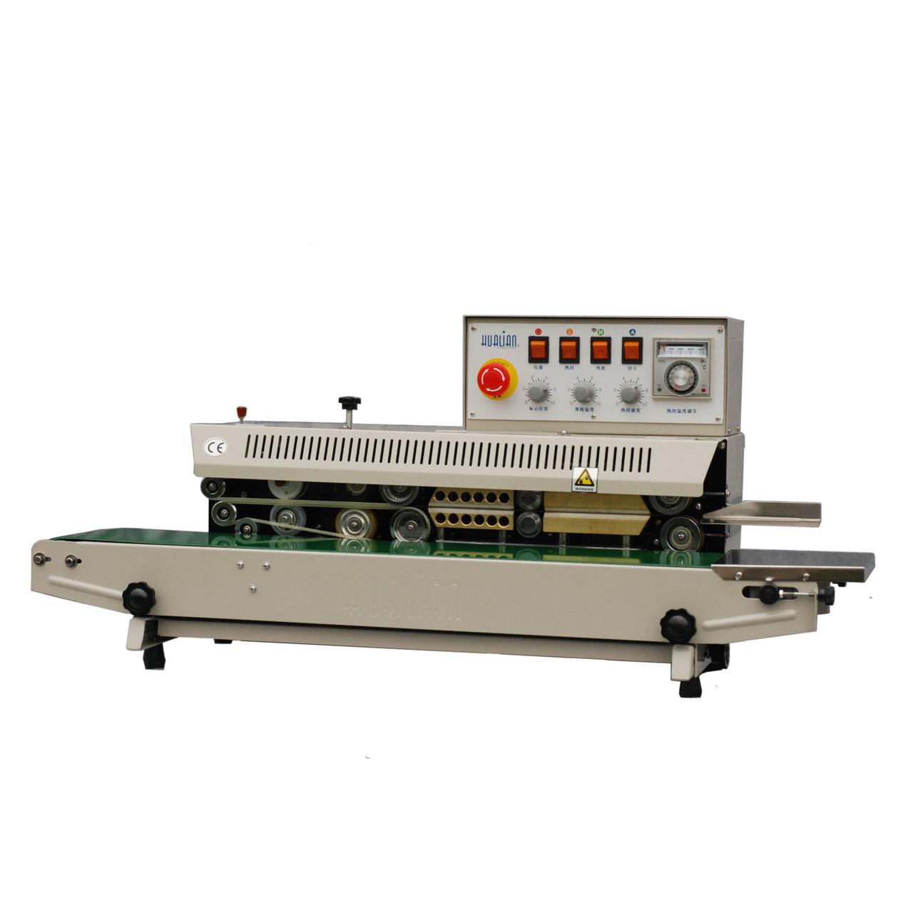 Конвейерный запайщик пакетов FRM-980I