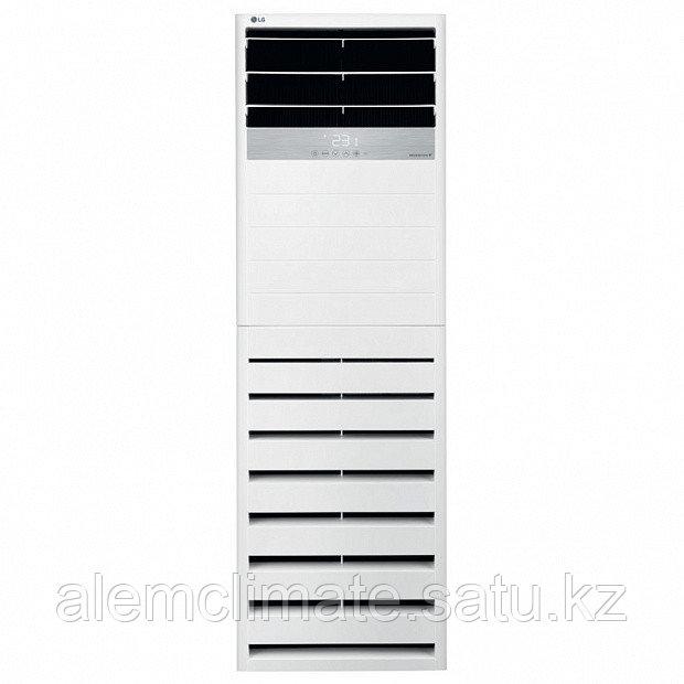 Напольный кондиционер колонного типа LG UP36WC (100-110м2.)