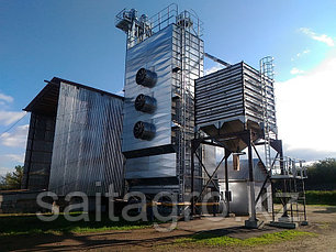 Поточные шахтные зерносушилки Akron, фото 2