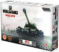World of Tanks. ИС-2. Масштабная модель 1:56, фото 1