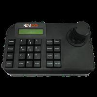 Клавиатура с ЖК дисплеем и 3D жойстиком для управления поворотными камерами NOVIcam ZK101