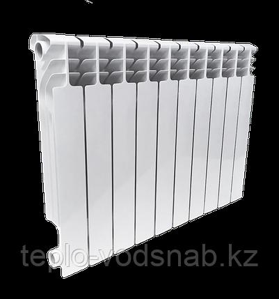 Алюминиевый радиатор UNO-VITARIO 500/100 (10секц), фото 2