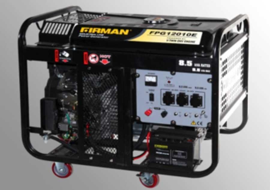 Бензиновый генератор FPG12010E