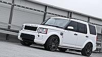 Обвес Kahn на Land Rover Discovery рестайлинг