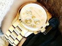 Женские часы MICHAEL KORS Gold Collection