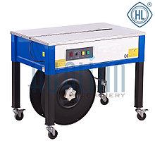HL-8022 Полуавтоматическая настольная стреппинг-машина (открытый стол)