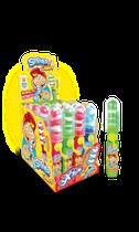 """Карамель леденоцвая """"Спинер Канди"""" вращающаяся фруктовая \ Lollipop Spiner Candy X-Tremе 23 гр(16шт)"""