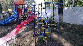 Kämpfer Total Playground Детский спортивный комплекс