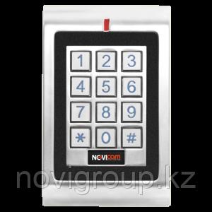 Автономный контроллер СКД с клавиатурой и встроенным считывателем карт и меток формата Em-Mar NOVIcam SE210KW
