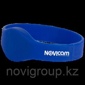 Идентификатор Mifare в виде браслета NOVIcam MB10 blue