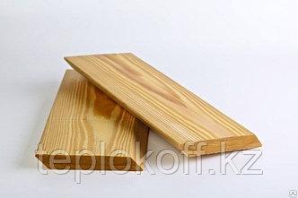 Планкен лиственница 20х130х3000 мм сорт В