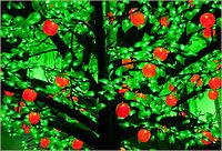 Cветодиодное дерево Персик, фото 2