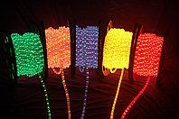 LED Дюралайт плоский 3-х жильный, фото 3