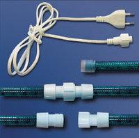 Сетевой шнур для LED дюралайта, фото 2