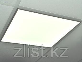 Панель светодиодная светильник 36Вт, 6500K (Дневной Свет), Размер 598*598*12,5 мм