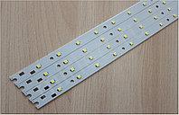 Линейки светодиодные для потолка и витрин, линейные модули, Светодиодная линейка SMD 5050, 72 диода/ 1м , фото 3