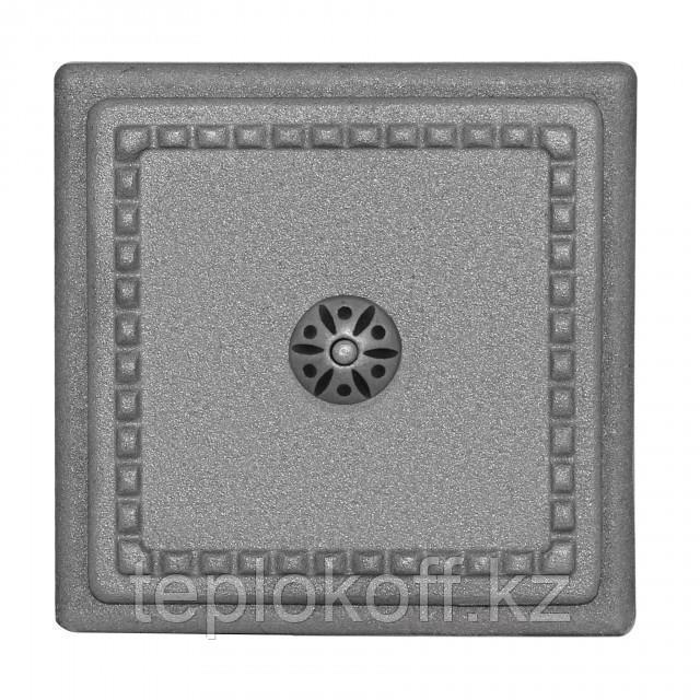 Дверца чугунная прочистная ДПр-4, 170*170*72 мм, Рубцовск