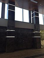 Рассеиватель прозрачный, поликарбонат для светодиодного профиля ЛРП, фото 6
