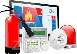 Обслуживание и монтаж систем охранной пожарной сигнализации ОПС
