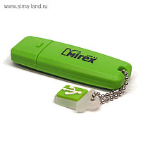 USB-флешка 3.0 32 Gb, CHROMATIC GREEN, зеленая