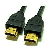 Кабель HDMI-HDMI 5m Gold-Plated