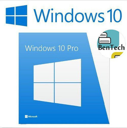 Windows 10 Professional Win10 Pro 32/64 Bits SVC DPK , фото 2