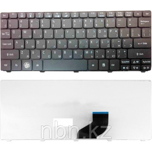 Клавиатура Acer Aspire One 521 / D260 / eMachines eM350 / Packard Bell NAV50