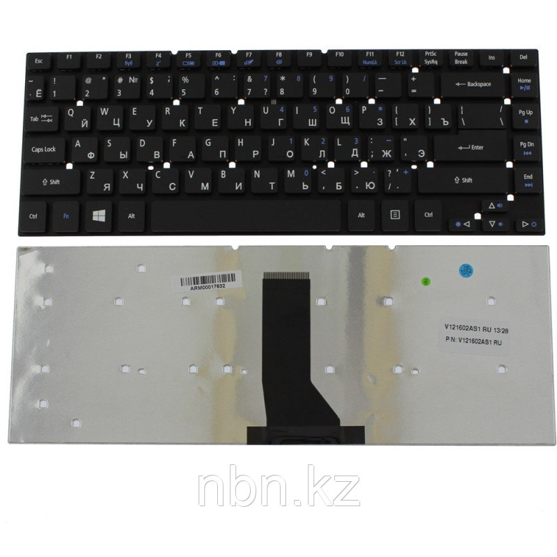 Клавиатура Acer Aspire Timeline 3830T / 3830TG / 4830TG / 3830 / 4755G RU