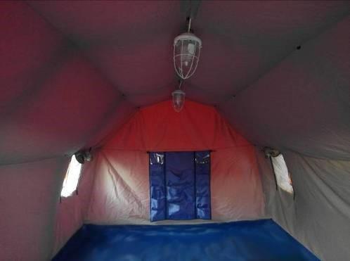 Палатка МЧС 6х6м