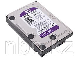 Жесткий диск Western Digital Purple, 2000 GB
