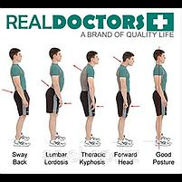 Корректор осанки Real Doctors Posture Support Brace, фото 5