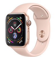 Apple Watch Series 4 40mm Gold Aluminium Case with Pink Sand Sport Band