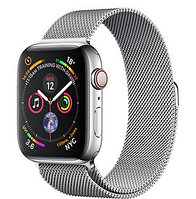 Apple Watch Series 4 44mm Case with Milanese Loop