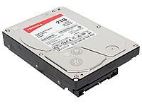 Жесткий диск Toshiba HDWD120UZSVA, 2000 GB