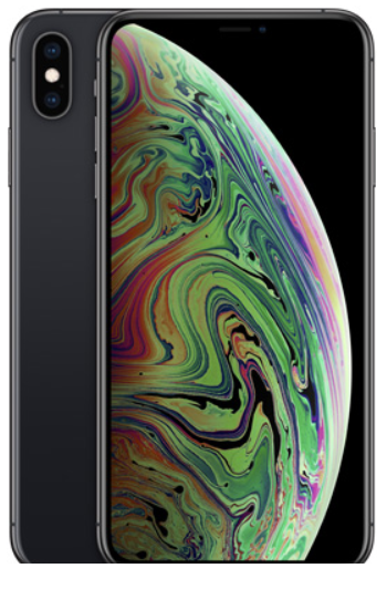 IPhone Xs Max Dual Sim 512GB Black