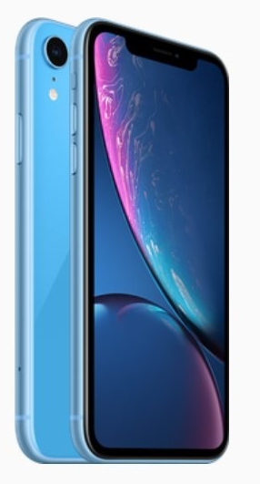IPhone XR Dual Sim 128GB Blue