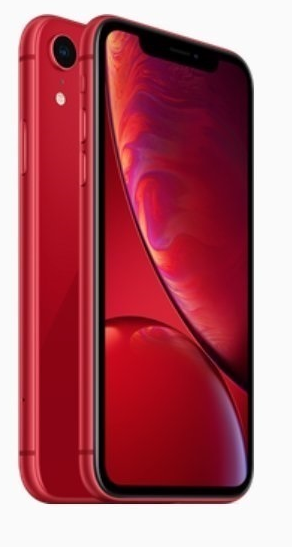 IPhone XR Dual Sim 64GB Red