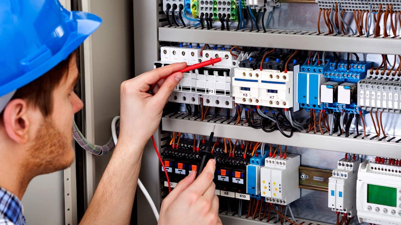 Монтаж и наладка системы электроснабжения